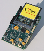 InHand Fingertip4, Marvell PXA270 based embedded system
