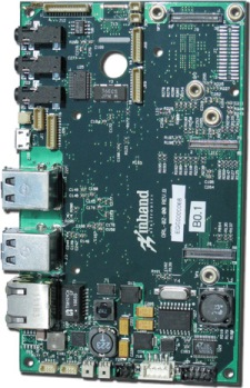Muse: TI based SBC Expansion Board