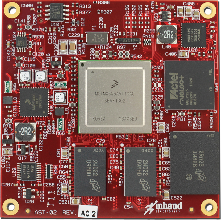Freescale i.MX 6 SBC
